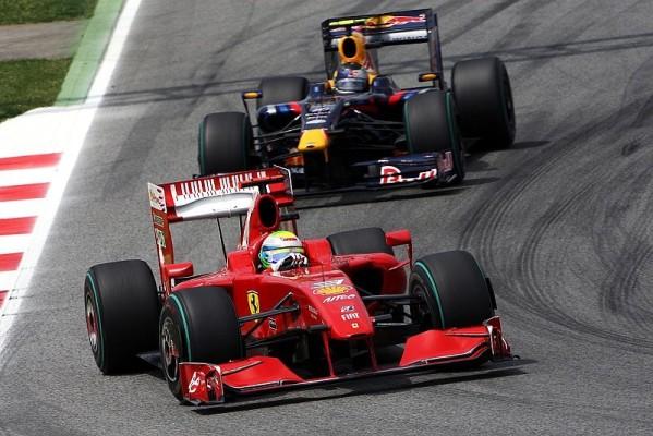 Massa: Monaco als Wendepunkt für Ferrari: Comeback im Titelrennen