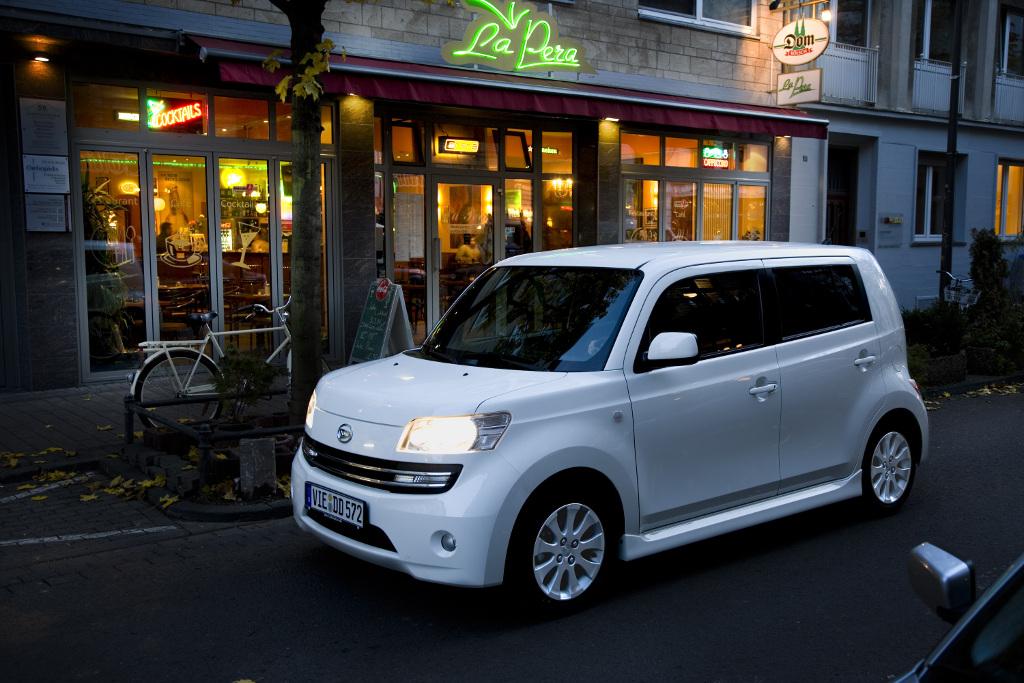Materia: Fahrbericht Daihatsu Materia White X: Frechheit siegt