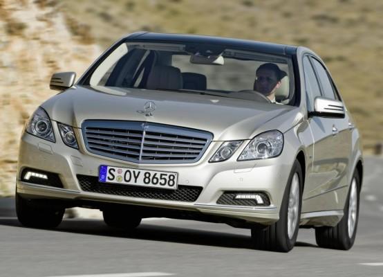 Mercedes-Benz E-Klasse zum schönsten Auto der Welt gekürt
