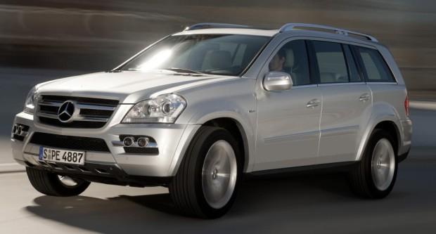 Mercedes-Benz GL wird sparsamer und sauberer
