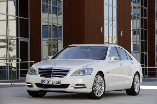 Mercedes-Benz S-Klasse Hybrid: Ein erster Schritt