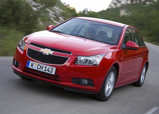 Mit dem Cruze will Chevrolet weiter wachsen
