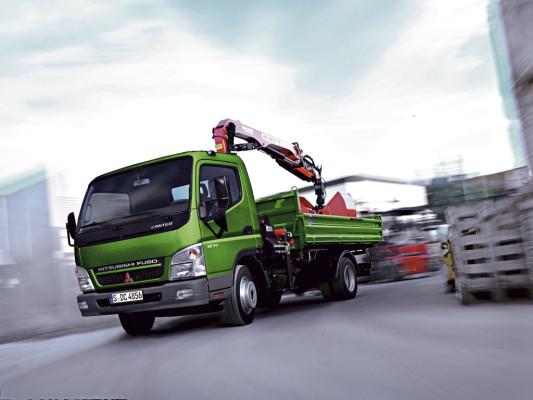 Mitsubishi Fuso Truck legt Sparplan vor