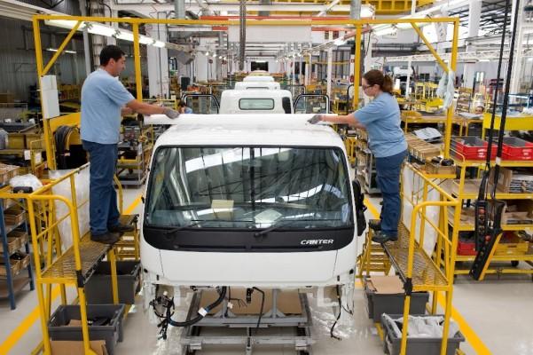 Mitsubishi Fuso richtet sich neu aus