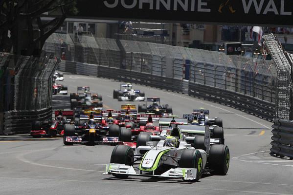 Monaco GP: Button siegt zum fünften Mal
