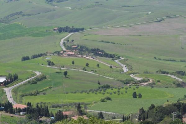 Motorradfahren in der Toskana – Faszination Kurven am letzten Tag Überlegst Du noch oder fährst Du schon?
