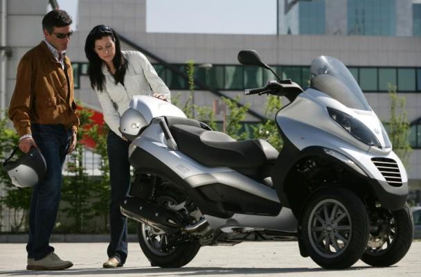 Motorradmarkt fährt wieder ins Plus