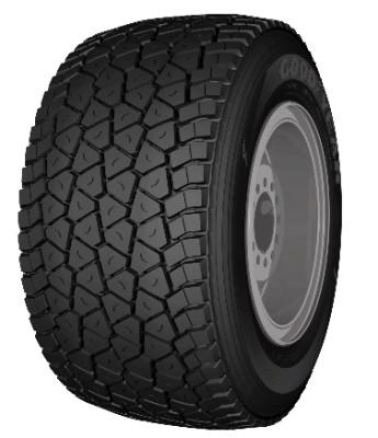 Neuer Goodyear-Reifen erlaubt 260 Kilogramm mehr Nutzlast