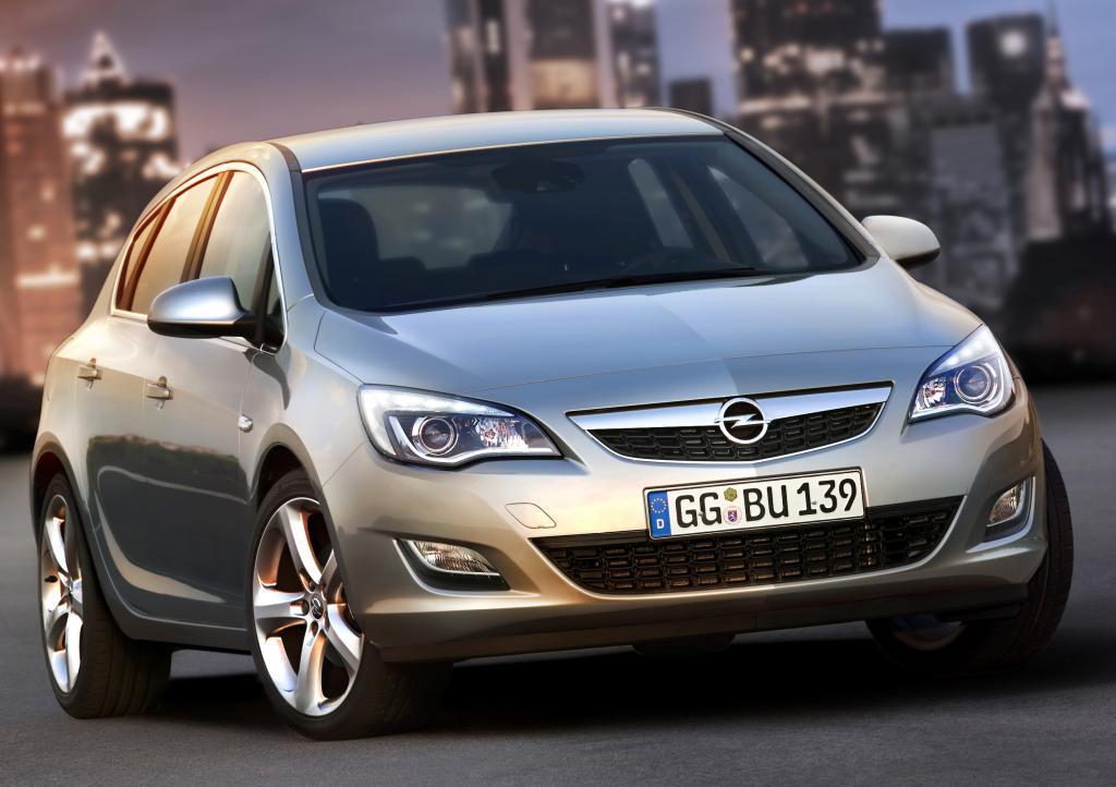 Neuer Opel Astra hat auf der IAA Premiere