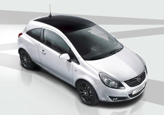 Opel bringt Corsa Color Edition
