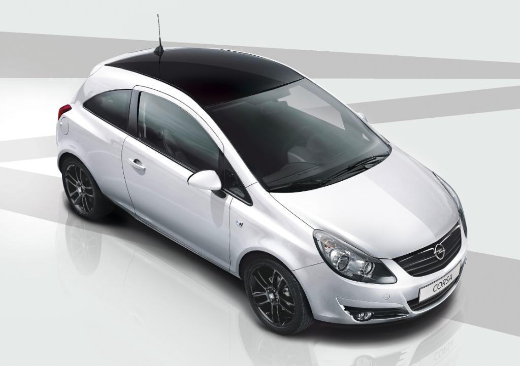 Opel bringt Corsa Color Edition