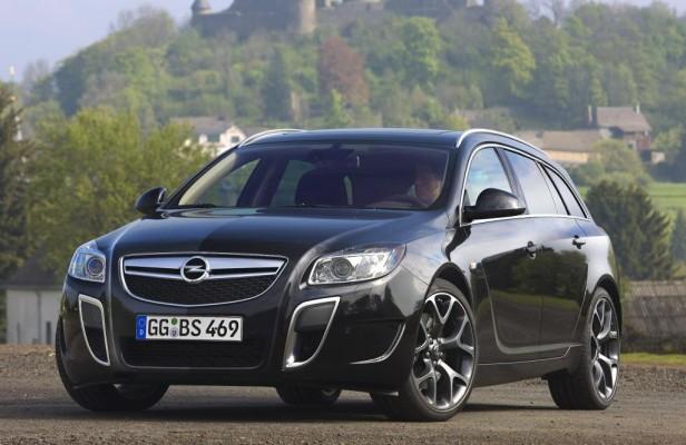 Opel bringt Insignia OPC Sports Tourer