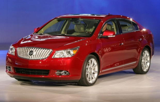 Opel soll auch den Buick LaCrosse produzieren
