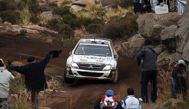 Petter Solberg vor Rallye Sardinien: Zurück in die Erfolgsspur
