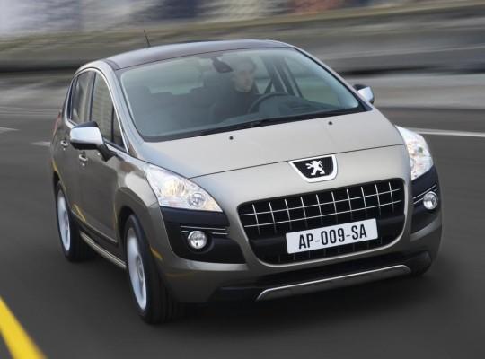 Peugeot bietet für den 3008 ein Innovationspaket an