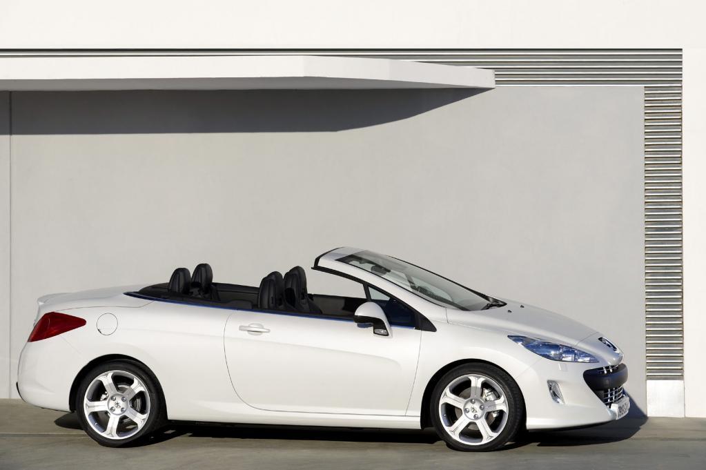 Peugeot erweitert Zubehörprogramm für 308 CC