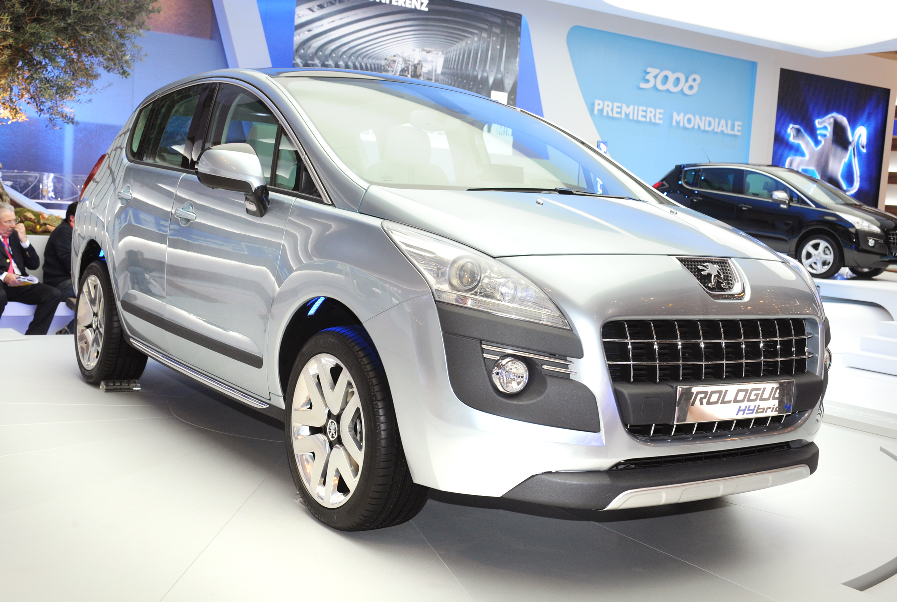 Peugeot will Diesel-Hybrid ab 2011 verkaufen