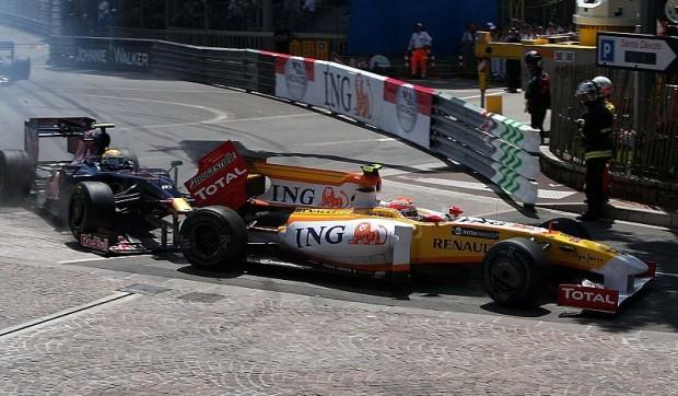 Piquets und Buemis Sicht der Kollision: Enttäuschung bei Beiden