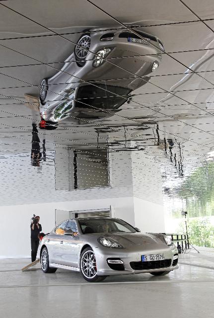 Porsche - Panamera - Bild(2)