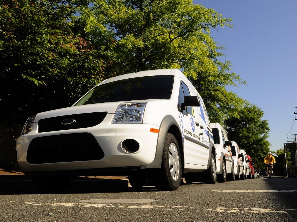 Presse-Präsentation Ford Tourneo Connect: Platz für mehr - Bild(12) | Foto: Sam VarnHagen/Ford Motor Co.