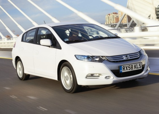 Presse-Präsentation Honda Insight: Mit preiswertem Hybrid in die Erfolgsspur