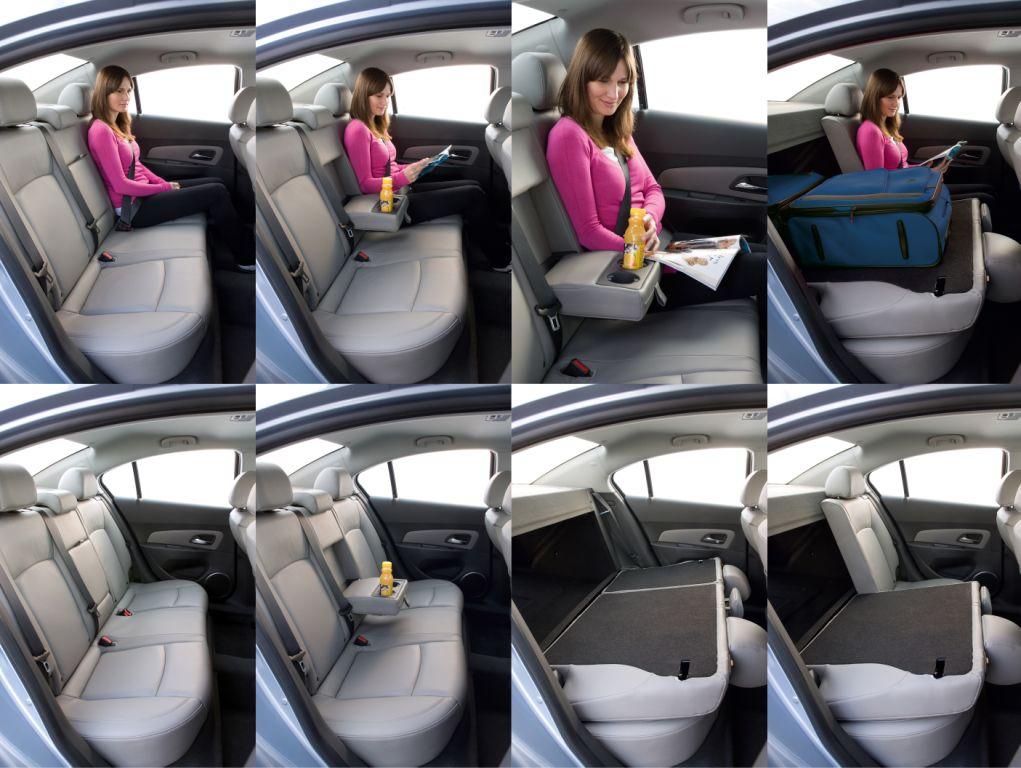 Pressevorstellung: Chevrolet Cruze - Kampfansage in der Kompaktklasse