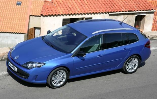 Renault Laguna mit erweiterter Ausstattung