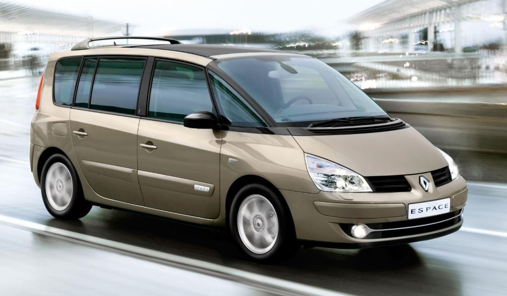 Renault legt Espace-Jubiläumsmodell auf