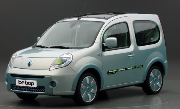 Renault präsentiert seriennahes Elektrofahrzeug