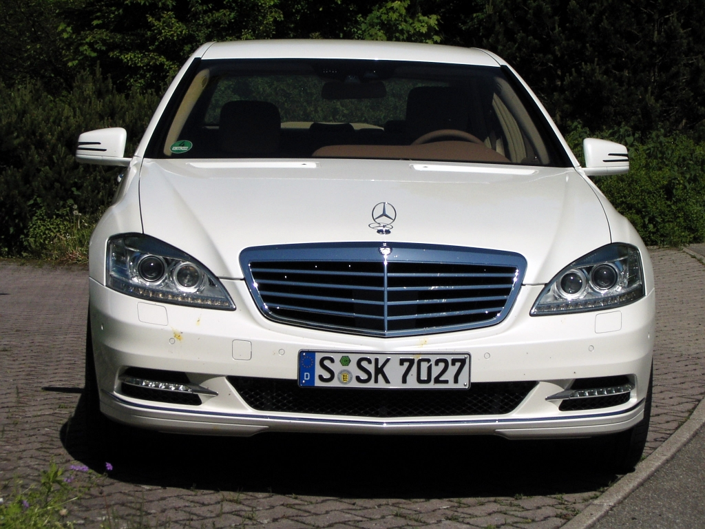 S-Klasse: Mercedes S-Klasse: Die Zukunft hat begonnen