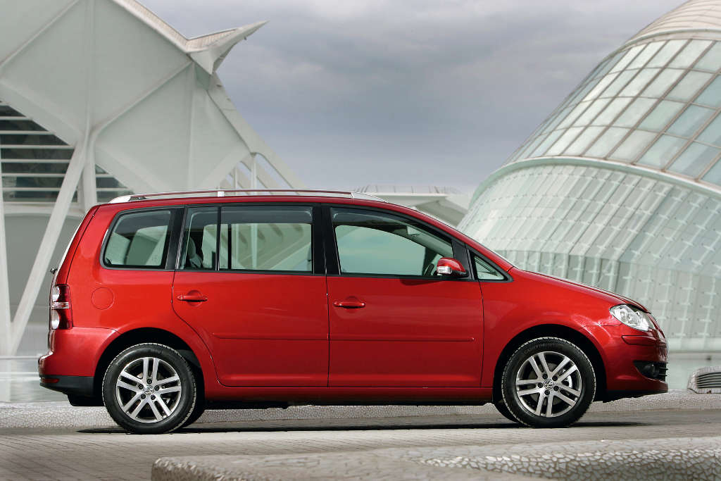 Touran: Volkswagen präsentiert Touran Freestyle