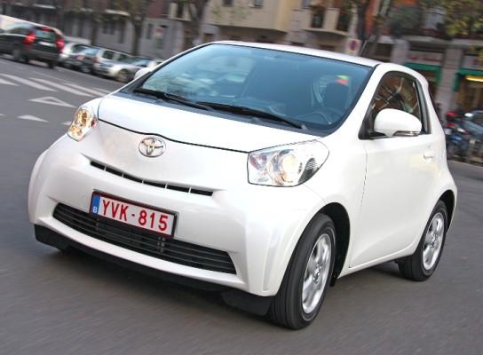 Toyota iQ erhält ''Style Award 2009''