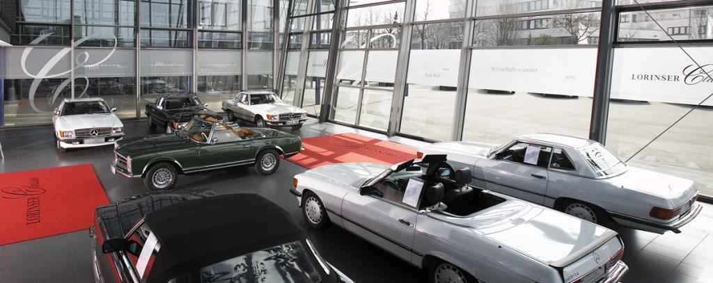 Tradition in Bewegung – Lorinser Classic Center für Young- und Oldtimer - Bild(4)