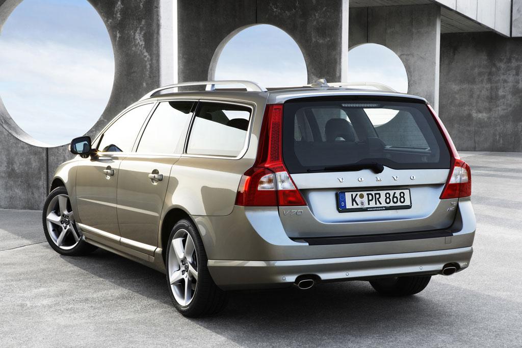 V70: Volvo bietet neues Flexifuel-Triebwerk an