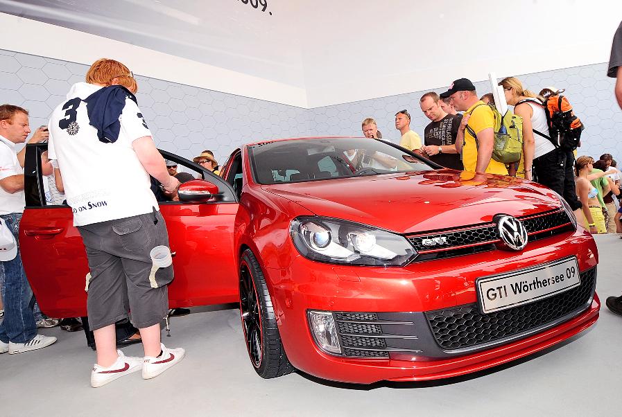 VW - Golf - Bild(2)