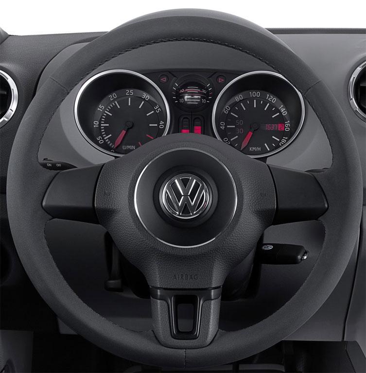 VW: Volkswagen zeigt auf der RETTmobil die Pick-up-Studie