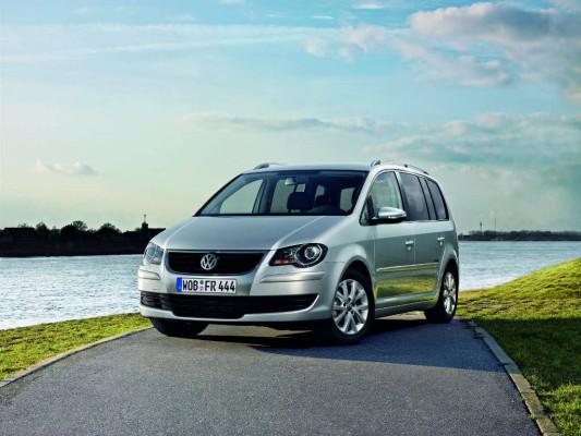 Volkswagen präsentiert Touran Freestyle