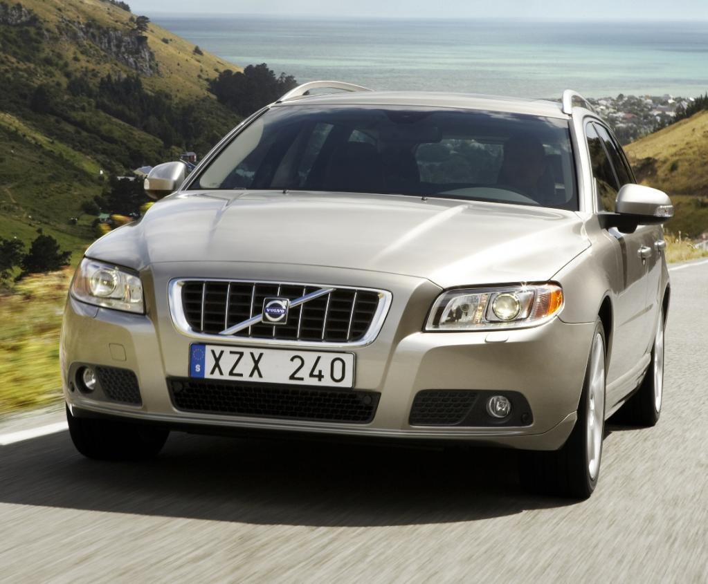 Volvo bietet neues Flexifuel-Triebwerk an