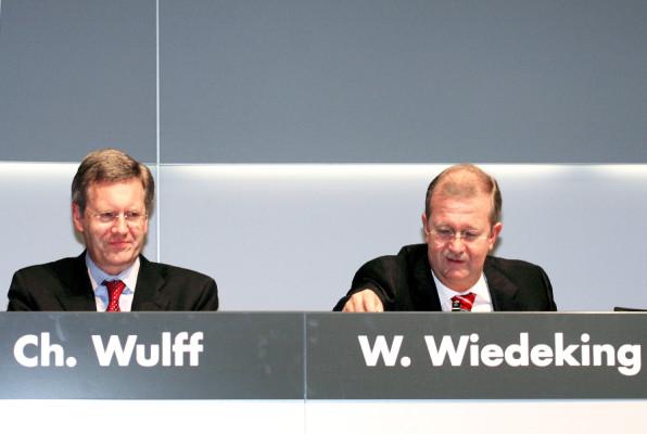 Wiedeking mit neuem Kurs: Niedersachsen soll Mitspracherecht behalten