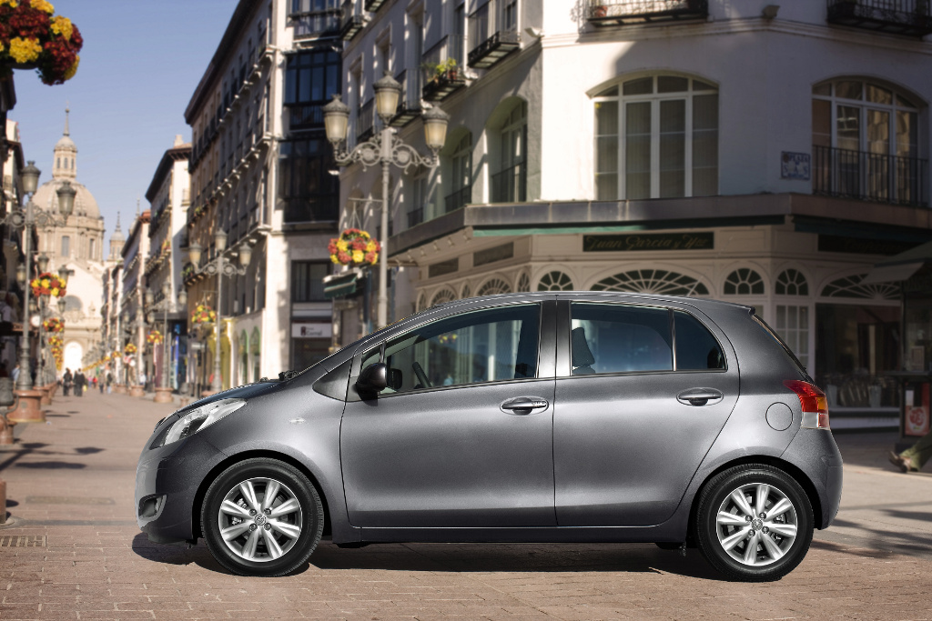 Yaris: Toyota bringt Sondermodell des Yaris