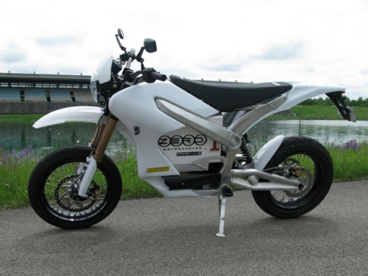 Zero Motorcycles: Leise, leicht und abgasfrei