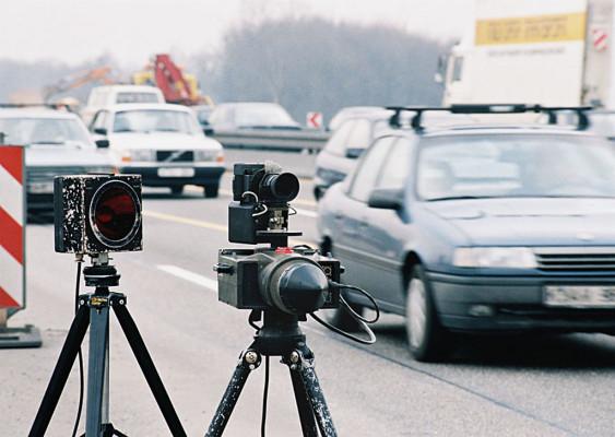 Zu schnelles Fahren häufigstes Verkehrsdelikt