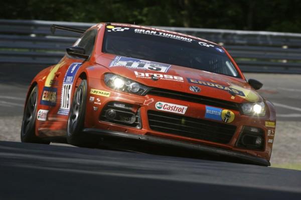 Zwei Klassensiege für Volkswagen Scirocco