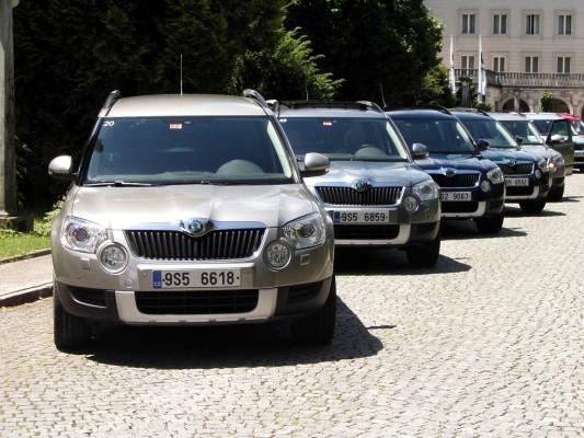 Škoda Yeti: Auf den Spuren des Berggeistes