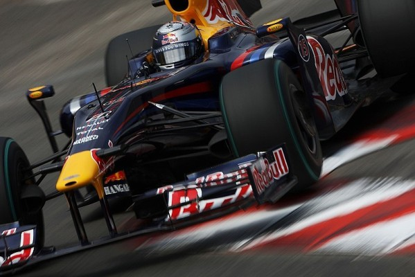 1. Freies Training : Vettel mit Vorsprung