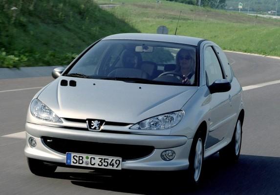 206 ist das bislang erfolgreichste Peugeot-Modell