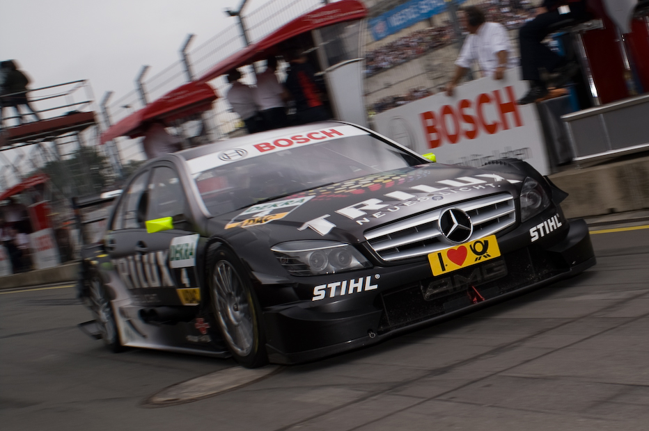 3. DTM-Lauf in Nürnberg: Jamie Green gewinnt DTM-Krimi am Norisring - Bild(3)