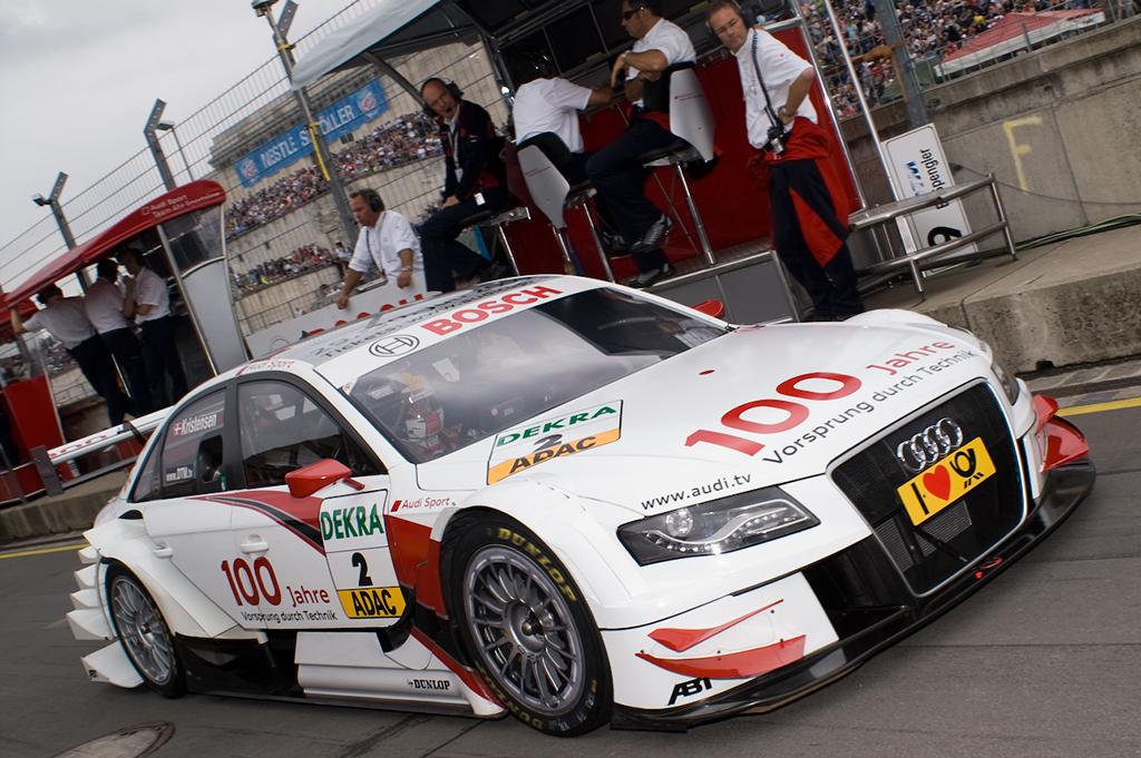 3. DTM-Lauf in Nürnberg: Jamie Green gewinnt DTM-Krimi am Norisring - Bild(4)