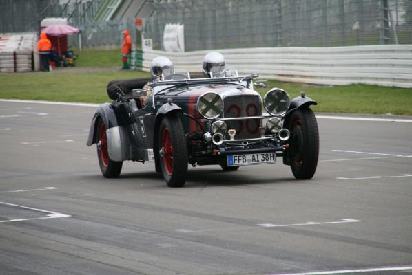 350 Oldtimer kommen nach Baden-Baden