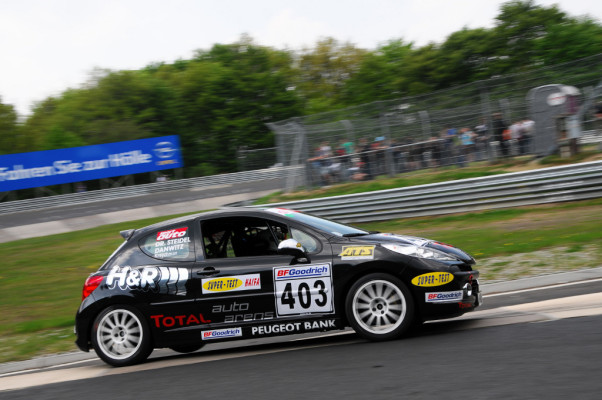 4. Lauf der Peugeot Total Langstreckentrophy 2009 steht an